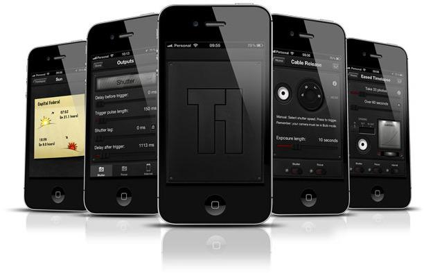 Triggertrap - iPhones