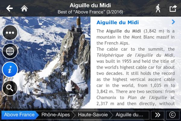 Above France