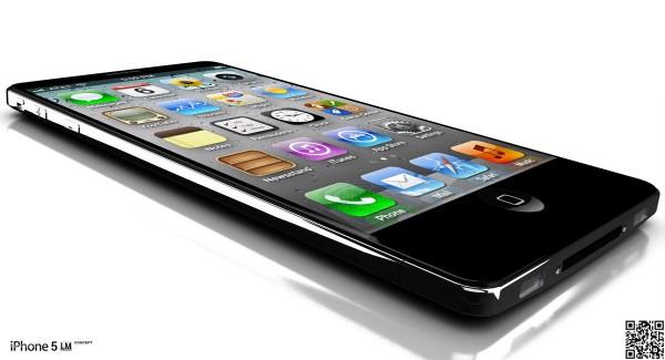 Conceito de iPhone com Liquidmetal