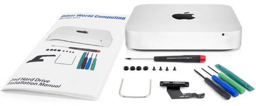 Kit de segundo drive para Macs mini - OWC