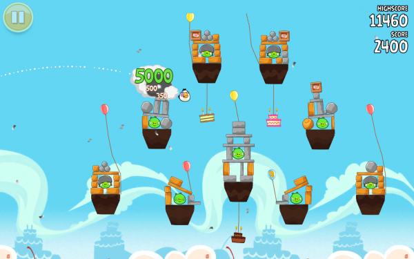 Angry Birds para Mac