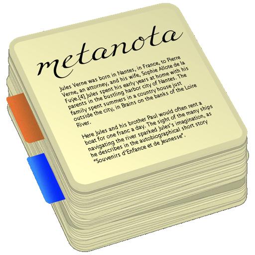 Ícone - Metanota