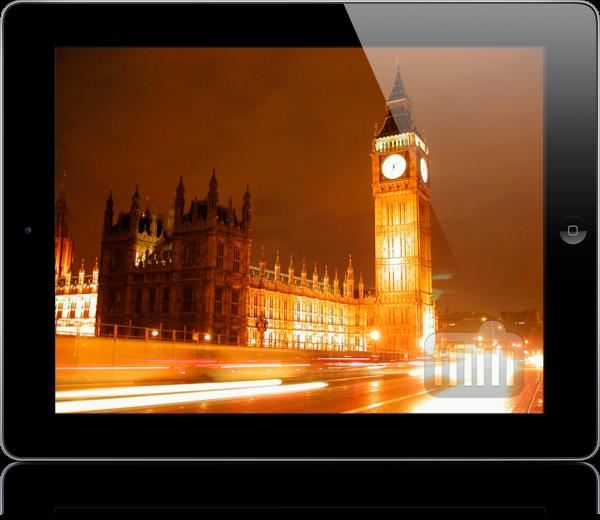 Big Ben, do Reino Unido, no iPad
