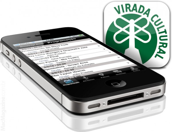 Virada Cultural 2012 - iPhone