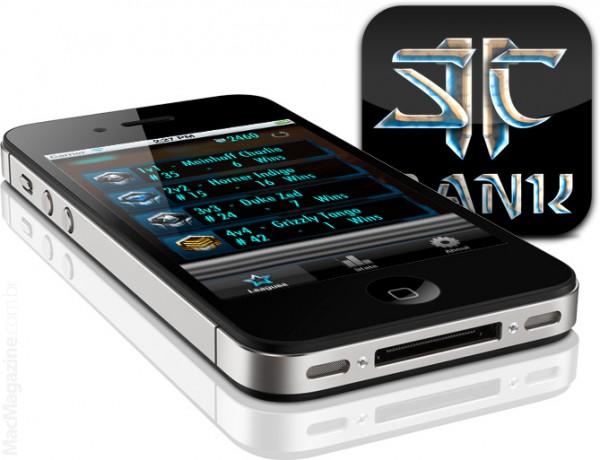 StarCraft 2 Rank - iPhone