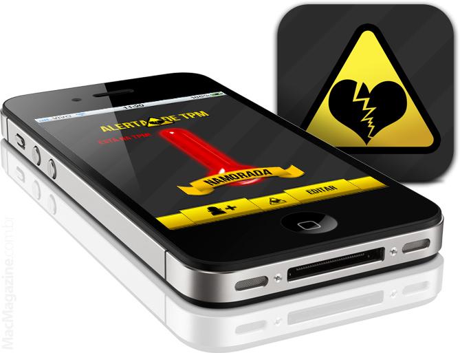 Alerta de TPM - iPhone