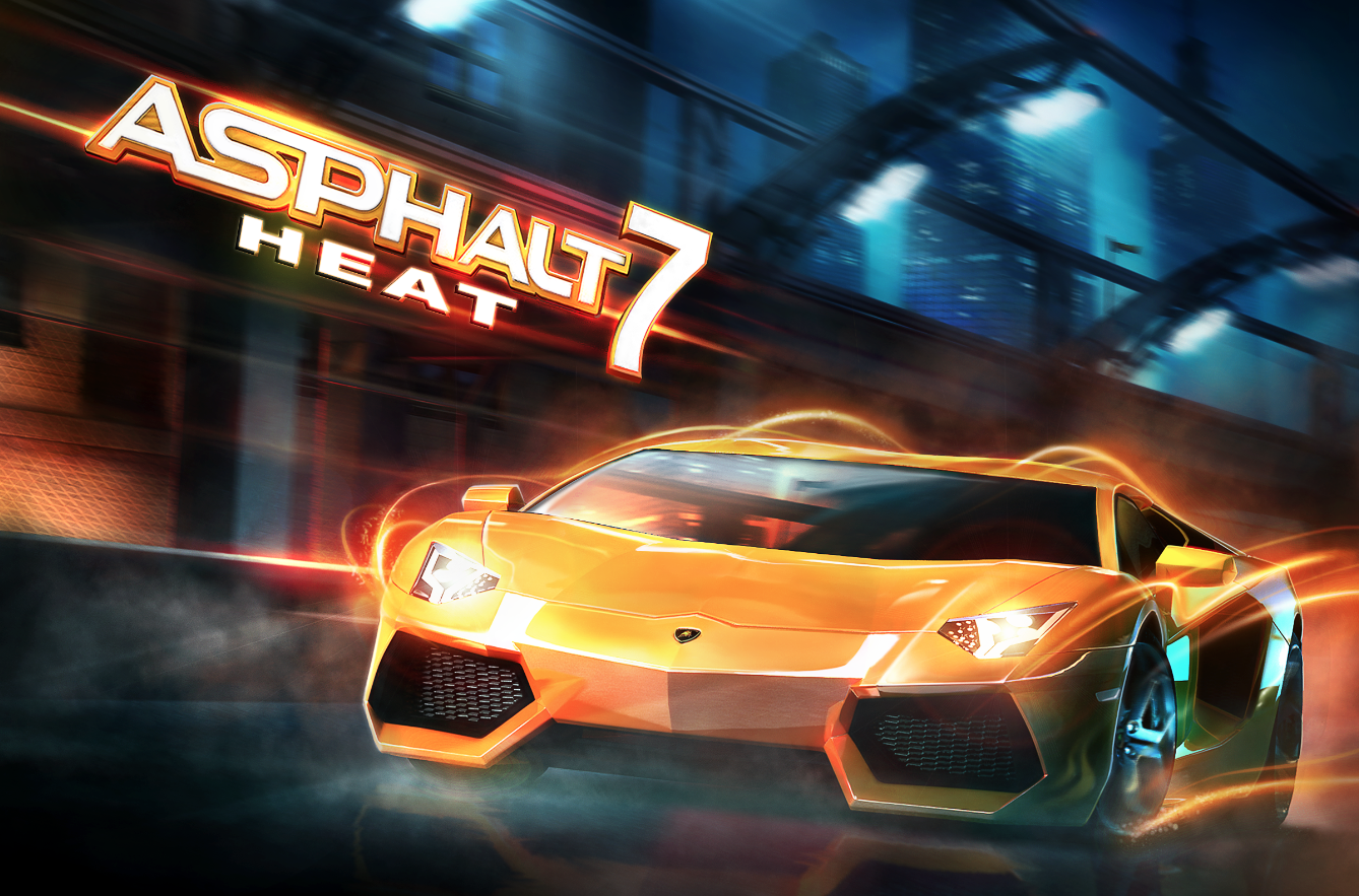 Gameloft - Asphalt 7 Heat