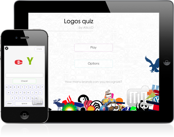Logos Quiz Game - iPad e iPhone