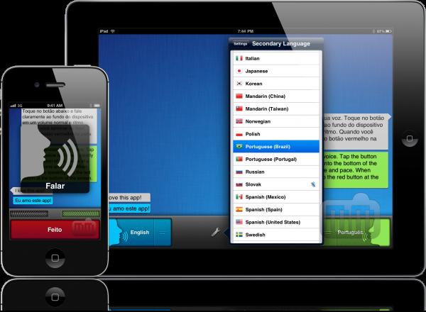 SayHi - iPad e iPhone