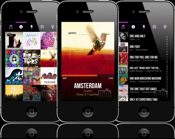 CarTunes Music Player - iPhones