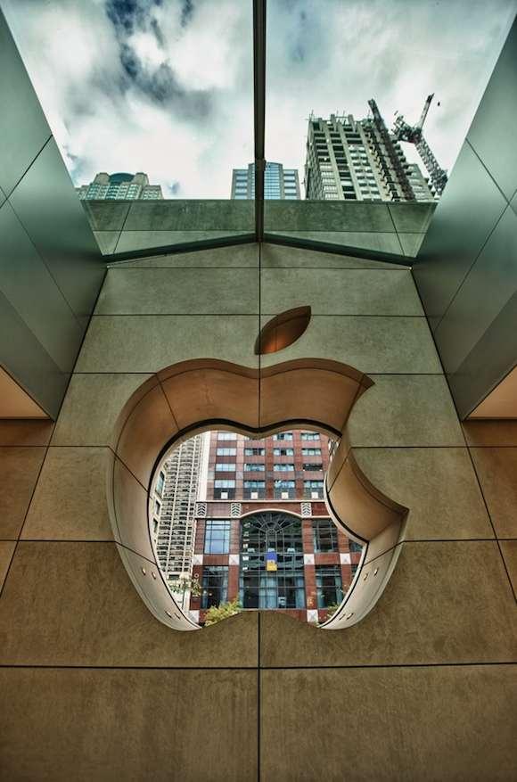 Imagem incrível de Apple Retail Store