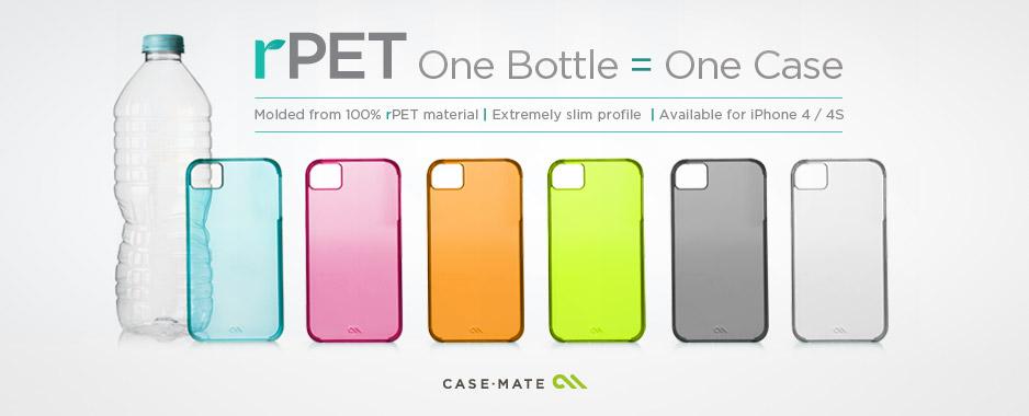 Cases recicladas da Case-Mate
