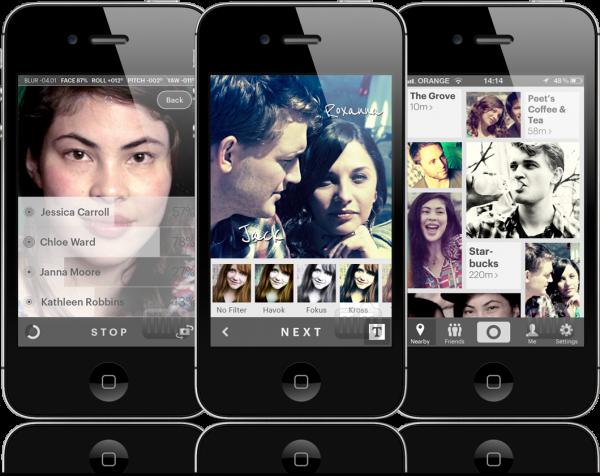 KLIK em iPhones