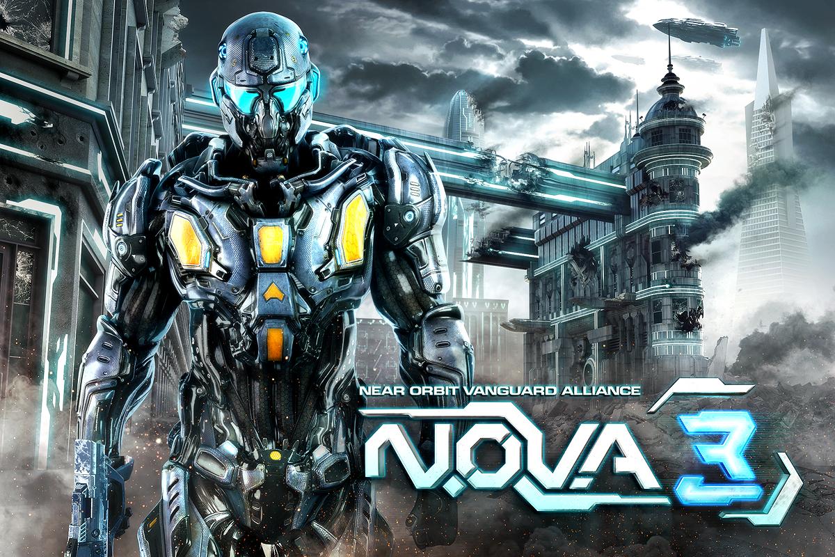 N.O.V.A. 3 - Near Orbit Vanguard Alliance da Gameloft