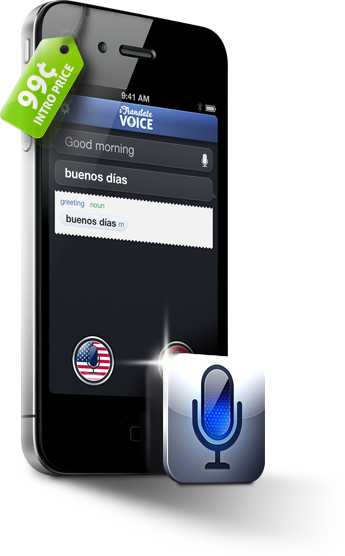 iTranslate Voice - iPhone