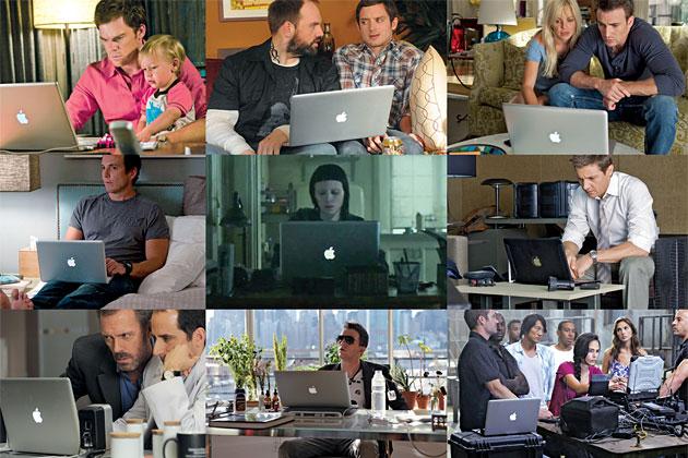 Macs em filmes de Hollywood