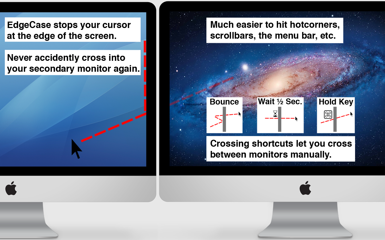 EdgeCase para Mac
