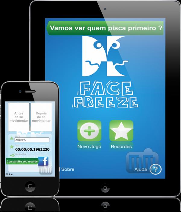 FaceFreeze - iPad e iPhone