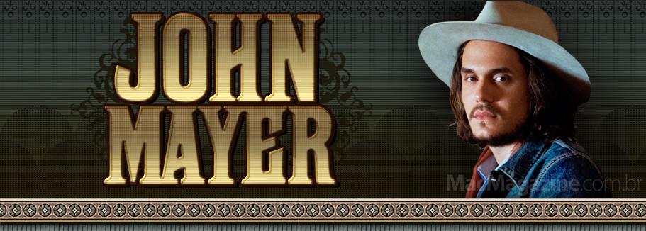 Banner do John Mayer