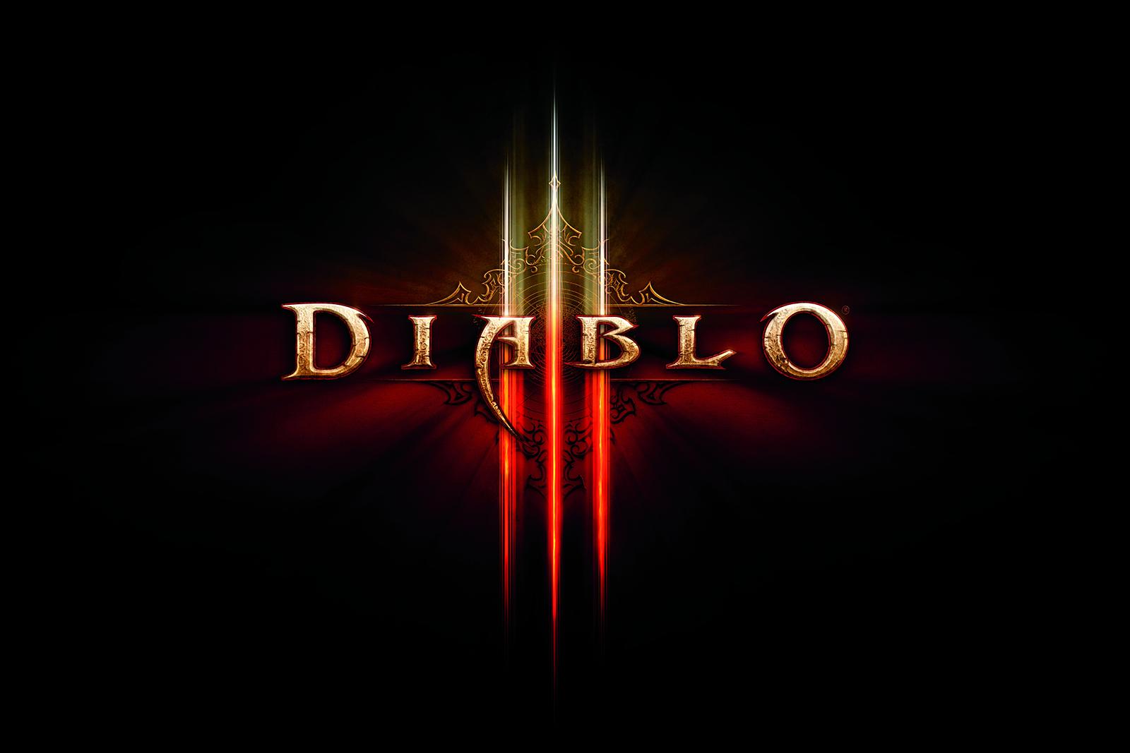 Logo - Diablo III
