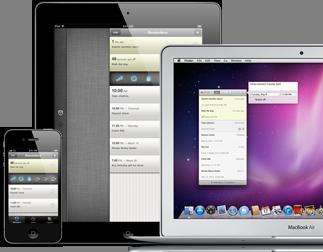 Família de apps Due