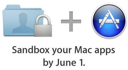 Sandboxing na Mac App Store