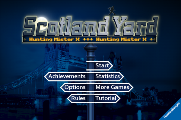 Scotland Yard para iOS