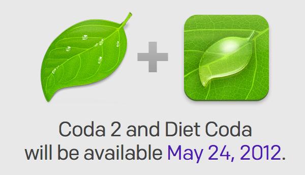Coda 2 e Diet Coda