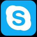 Ícone do Skype para iOS