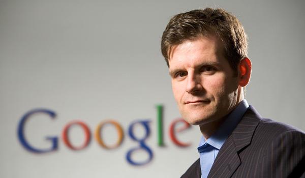 Dennis Woodside, CEO da Motorola Mobility no Google