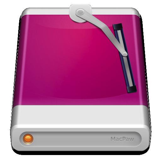 Ícone - CleanMyDrive