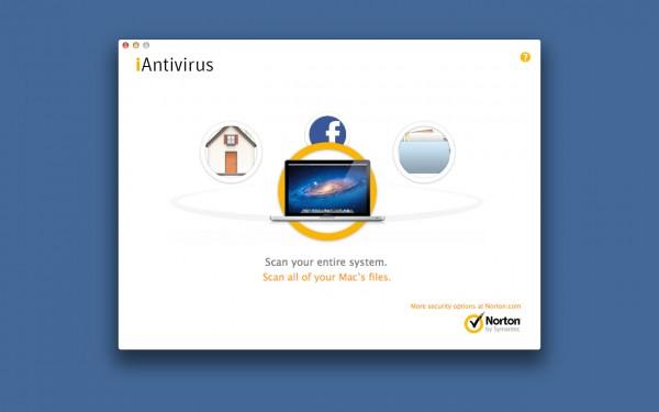 iAntivirus - Mac OS X