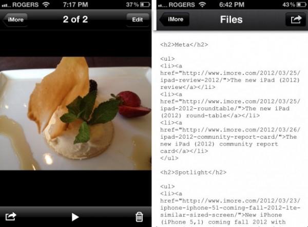 Conceito - App Files