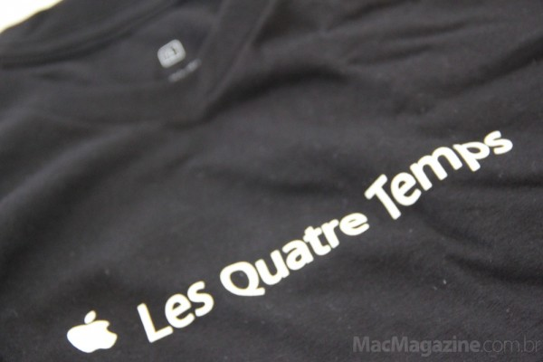 Apple Store, Les Quatre Temps