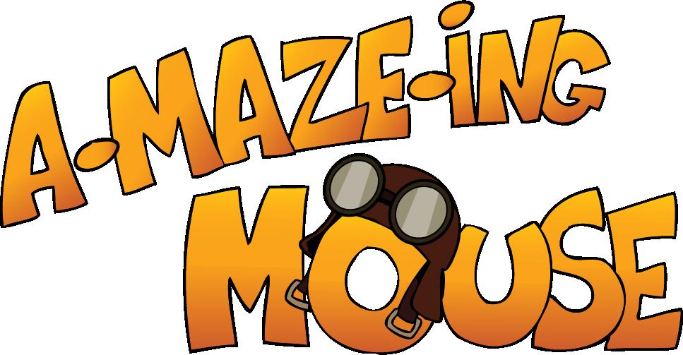 A-Maze-ing Mouse - logo