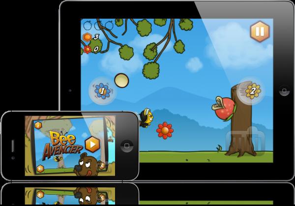 Bee Avenger - iPad e iPhone
