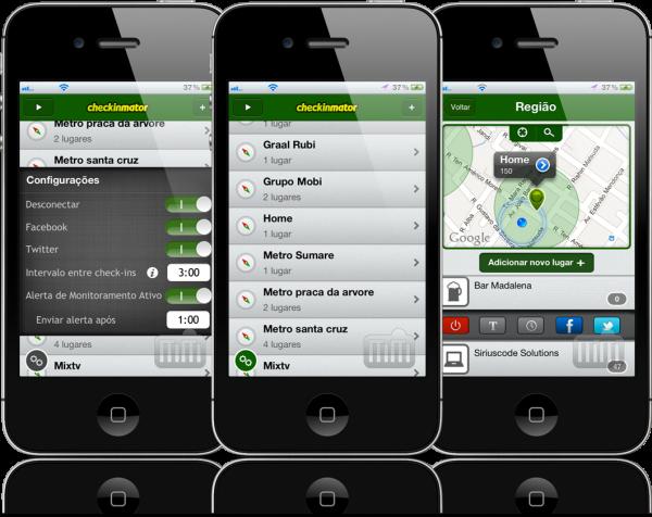 Checkinmator - iPhones