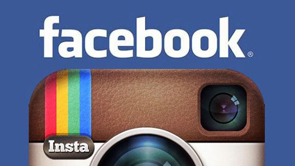 Logos - Facebook e Instagram