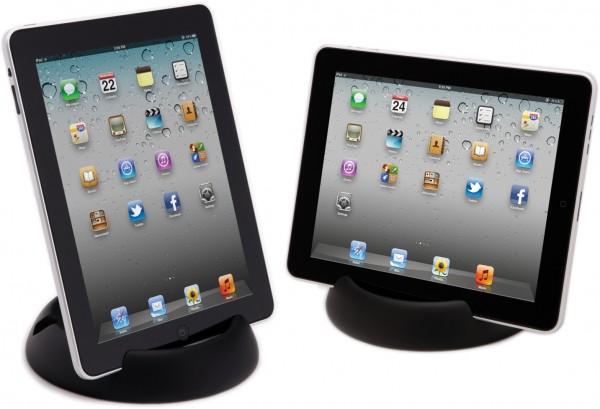 halopad com dois iPads