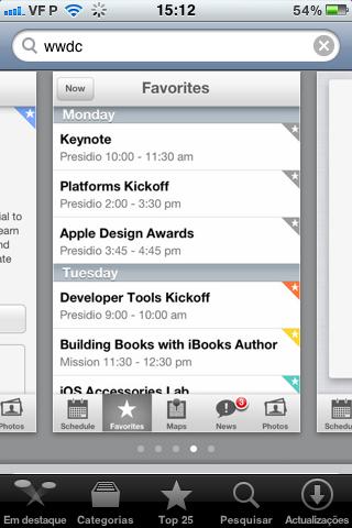 Keynote da WWDC 2012
