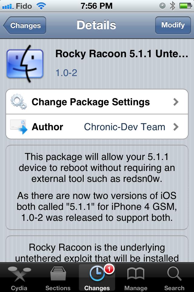 Rocky Racoon atualizada