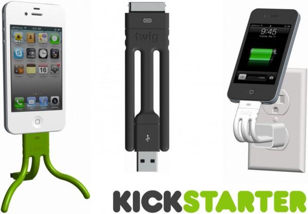 Twig no Kickstarter