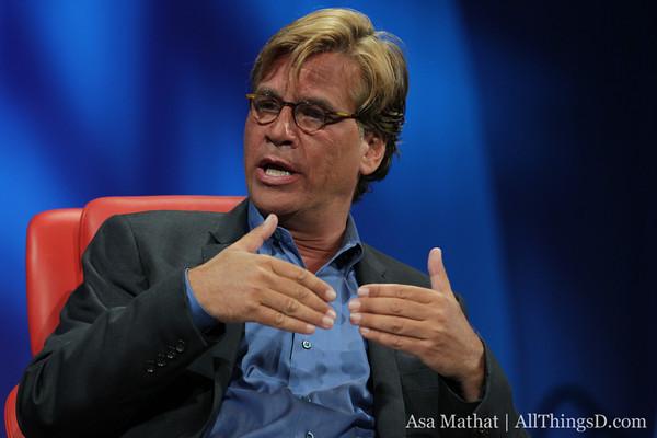 Aaron Sorkin na conferência D10