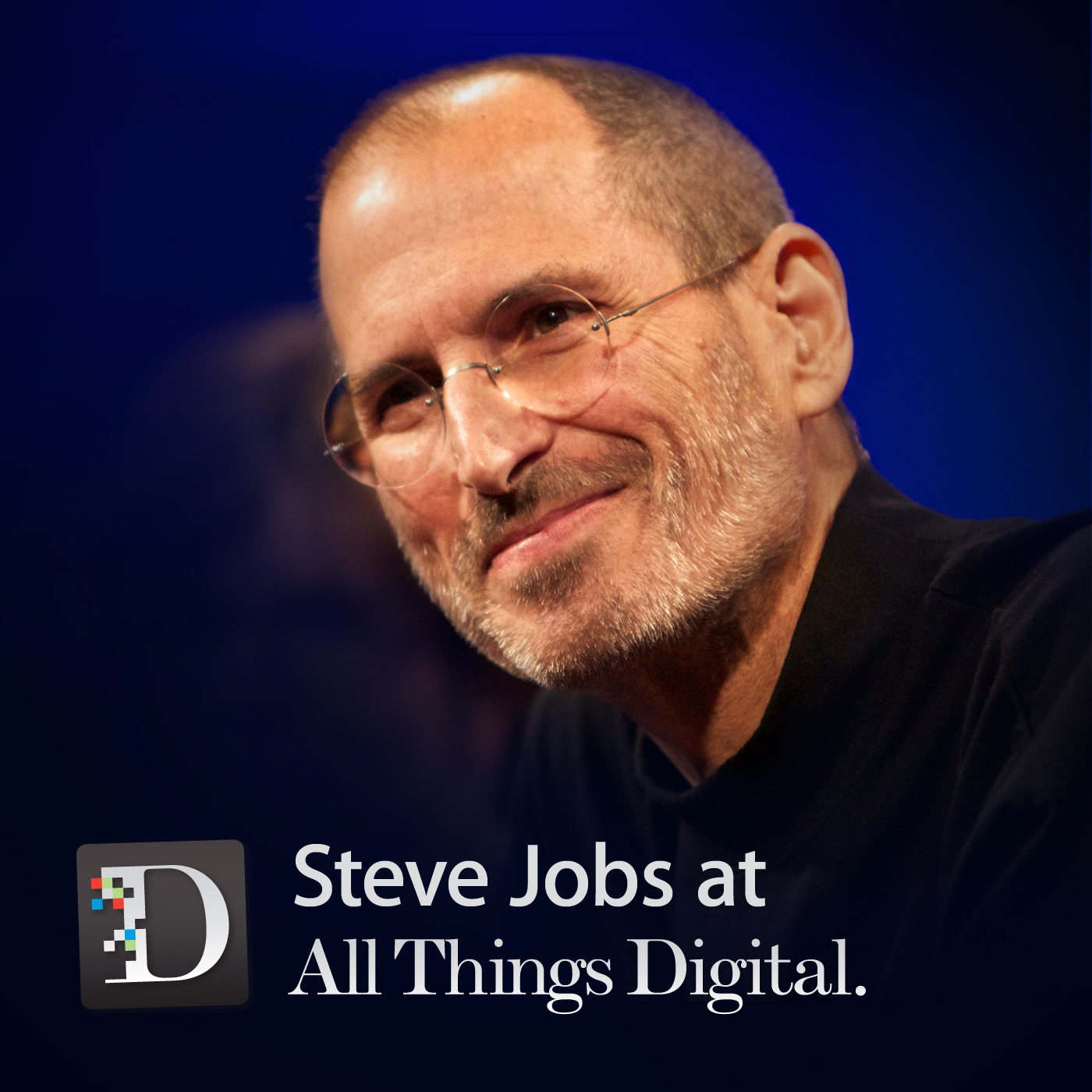 Steve Jobs at the D: All Things Digital Conference