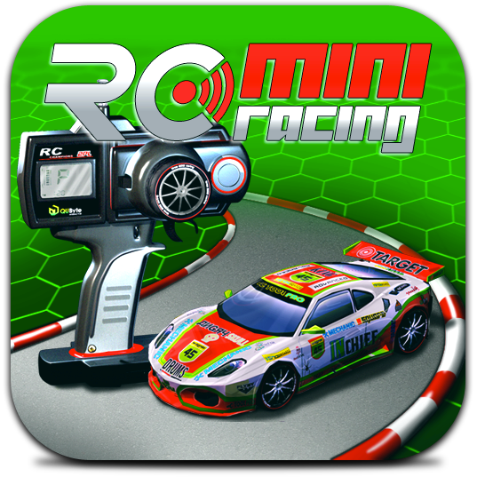 Ícone do RC Mini Racing