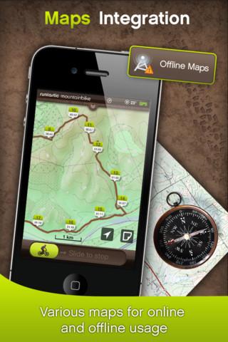Mountain Bike PRO Maps