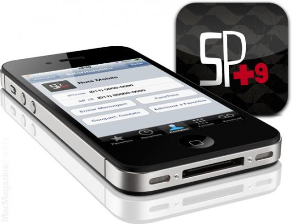 SP9 - iPhone