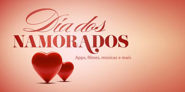 iTunes Store - Dia dos Namorados