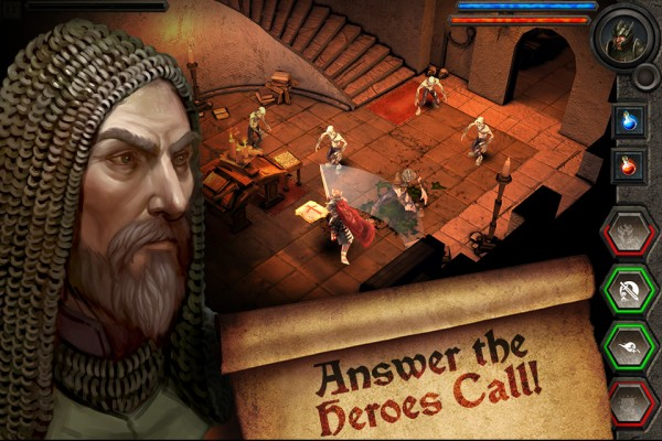 Heroes Call - iPhone