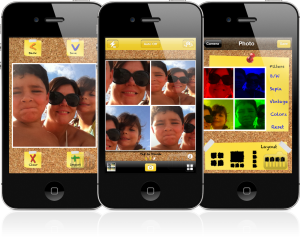 Frame Booth - iPhones